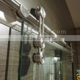 Top-grade America standard industrial use heavy duty stainless steel sliding door top roller