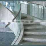 Turkish Grey Marble Stairs tread