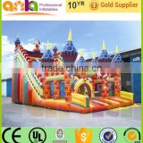 guangzhou city inflatable snow slide with warranty 12 months                                                                         Quality Choice