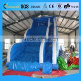 Quality new products giant inflatable bouncer slide