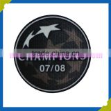 Fascinating custom cartoon embroidery patch flocking patch manufacturer                                                                         Quality Choice