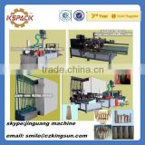 PLC system spinning mill paper cone machine made in china