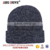 acrylic knitted 2016 beanie hat for men