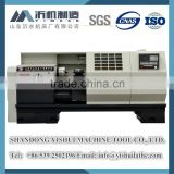 800 Swing CNC Lathe Machine, Flatbed CNC lathe