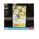 Table Calendar Design With Offset Printing Service