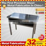 kindle 2014 new professional customized galvanized folding cheap used metal folding chairs