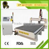 CE approved Working area 600*900mm CNC Router 4 axis ATC woodworking mini machining center