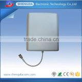 High performance 698-2700MHz 8dBi Wireless omni directional flat wall mount patch antenna SDWM4(4G/LTE)