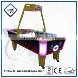 Electronic bridge scoring Air Hockey Table