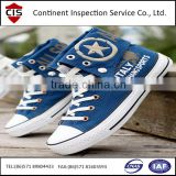 Shoes Inspection / Quality Control / third party inspection service