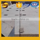 Big bottom fire brick refractory fireclay plate thin brick manufacturing companies