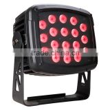 HOT Sell 18pcs 10w RGBW led par light outdoor RGBW 4in1 led par light LED Land Radar-18 4in1