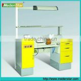 New design Dental Laboratory Bench lab workstation for single person using DLLB005