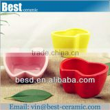 unique shape creative mini ceramic flower pots                                                                         Quality Choice