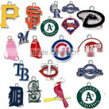 new custom MLB baseball teams charm