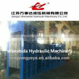 Y83-4000 Hydraulic Scrap Cars Baling Shear