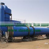 Provide rotary Cassava dregs dryer machine for drying Cassava dregs,wood shavings,Manure,sand -- Sinoder Brand