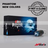 Fashion Authentic phantom mod SS BLACK COPPER color with stock now Rhodium plated copper pin