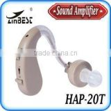 Personal Ear Hearing amplifier for the hearing loss