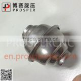 Pipe necking spinning, Automatic spinning machines, CNC spinning machine metal spinning machine