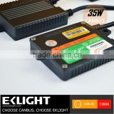 DUAL-CORE DSP 32 Bit Unique Design CE ROHS EMARK Smart System 35w 55w AC CANBUS HID Ballast For Car Headlight Kits