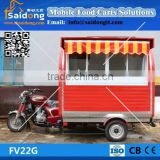 New kitchen gas lava rock grill food trailer grill food trailer gas professional multi-functional contact grill food trailer