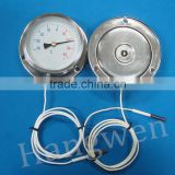 Remote Refrigeration Flange temperature gauge with capillary -40+40C