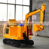 kids hydraulic excavator children digger toys fancy excavator