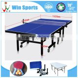 18mm moveable office table tenis table