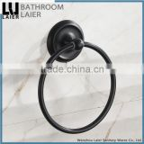 4332 factory 2016 hot sell hotel equipment bathroom accessory set wall mount towel ring
