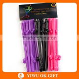 24 Pack Willy Bachelorette Party Supplies Cocktail Straws Naughty Gag Gifts Hen Parties College Parties