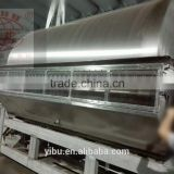 Drum dryer for dyestuff in chemical industry