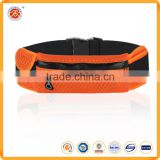 Custom logo casual unisex outdoor sport products waist bags for travel money belt and phone pocket factory