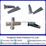 High Quality Formwork Accessories,reusable formwork wedge pin for building formwork steel stub pin wedge