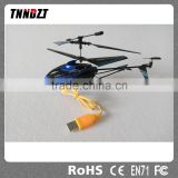 2.4G 3.5CH Metal Alloy RC Helicopter with Gyro Radio Remote Control Toys Fuselage R/C Helicopter toys for gift