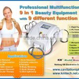 portable laser hair removal machine multifunctional 9 in 1