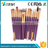 Free Samples Wholesale Retractable Eyelash Brushes Make Up Cosmetics