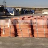 Factory hot sale copper cathode scrap widely used in building industry