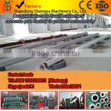 Pre-stressed concrete spun pole machines electric poles manufacturing plant precast concrete steel pole mold