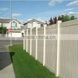 cheap vinyl fence panel,swimming pool safety fence,pvc portable fence panel/paineis de vedacao em pvc