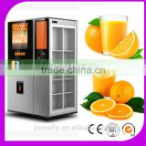 Widely used coin operated coffee vending machine/fresh orange juice vending machine with low price