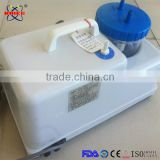 Electric Suction Apparatus kPa display portable phlegm suction unit