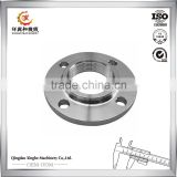 OEM metal Machining stainless steel 304 blind flange sand casting machining parts flange