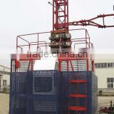 Lianchuang High Quality SC200/200 Construction Passenger Hoist