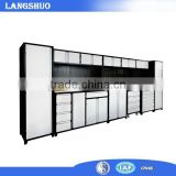 Stainless steel tool chest tool cabinet garage kitchen cabinet design for workshop