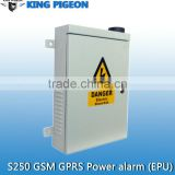 S250 GSM outdoor alarm control unit,GSM Alarm For Power Grid,suitable for supervision and monitoring alarm systems