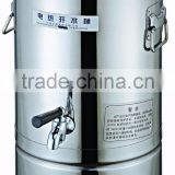 Commerial Stainless Steel Electric water boiler with Faucet