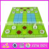 2015 New kids wooden Chess game Set,popular children wooden chess game and hot sale promotional chess game W11A025