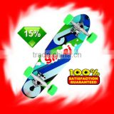 the most beautiful skateboard cruiser skate board with CE cetification