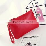 Classic women handbags metallic clutch bag for ladies genuine leather purse evening bag DB1402